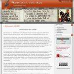 Hartmann von Aue-Portal